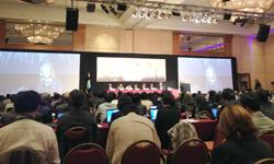 6月2日に行われた本会議の開会式