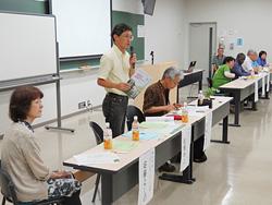 「田んぼ10年プロジェクト」の分科会
