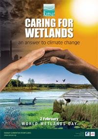 世界湿地の日2010年ポスター